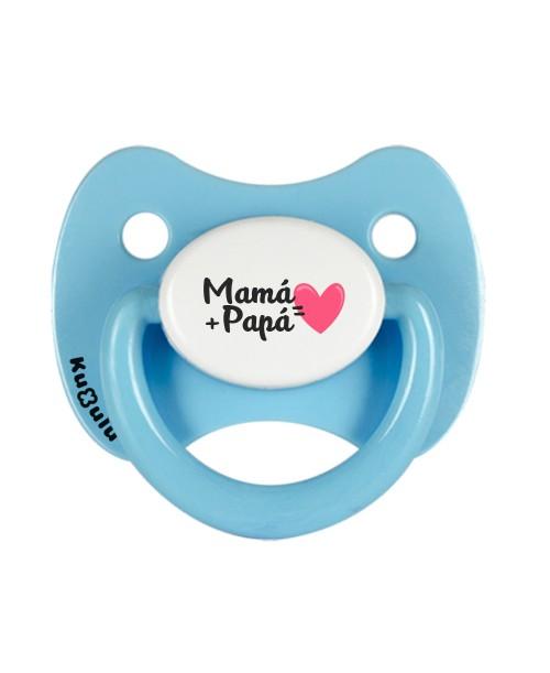 Chupetes Mamá + Papá